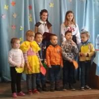 Святковий концерт с. Крилівка