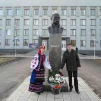 Вшанування  пам'яті Т.Г.Шевченка