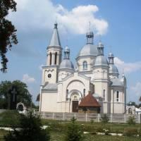 Свято-миколаївська церква в смт. Попільня