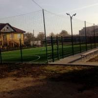 Футбольний майданчик в смт. Попільні 3