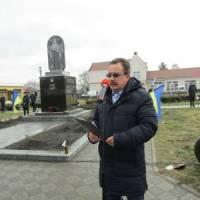 Виступ селищного голови Олега Можарівського