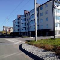 Новобудова в смт. Попільні