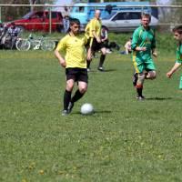 Футбольний матч між сільськими командами