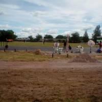 Реконструкція стадіону с. Ушомир