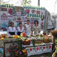 Громада достойно представила себе на Міжнародному фестивалі льону