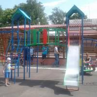 Придбання дитячих майданчиків