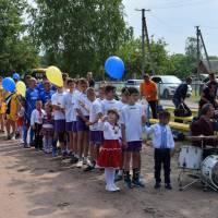 Відкриття спорткомплексу  до Дня молоді
