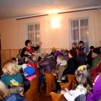 Ушомирська громада продовжує показувати результати об'єднання. 2 лютого жителі с.Жабче зібралися у відремонтованому теплому клубі.