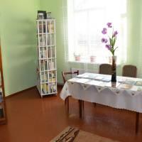 Вiдкриття вiдремонтованого закладу в Ушомирськiй громадi