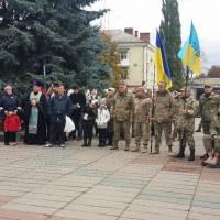 До Дня захисника України всім учасникам АТО виділено допомогу по 1000 грн.