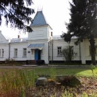 Школа с. Березівка