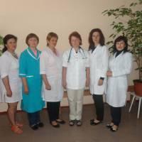 Амбулаторія с. Березівка