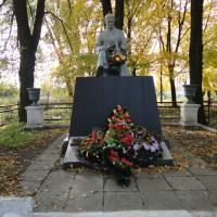 Пам'ятник воїнам ВВВ
