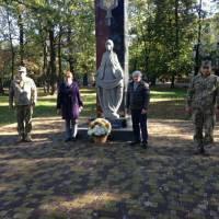 Озерне 2020. Покрова. Вшанування захисників України! Зі святом!
