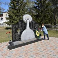 Вшанування ліквідаторів Чорнобильської катастрофи