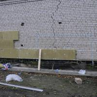 Депутати завезли дітям шкільні дошки та перевірили хід ремонту будинку культури в Некрашах