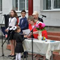 30 травня останній дзвоник пролунав і в Оліївській гімназії