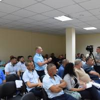 Пленарне засідання 20-ї сесії 7-го скликання Оліївської сільської ради (7 червня 2019 року)