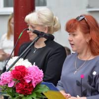 Останній дзвоник в Оліївській гімназії (30 травня 2019 р.)