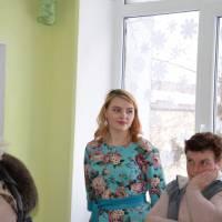 Оліївська ОТГ: передноворічні відвідини освітян  (грудень 2018 р.)