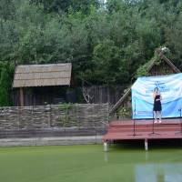 Пісенний фестиваль на воді «Music water fest». Кам'янка, 22 серпня 2018 року.