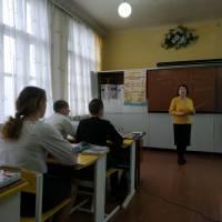 Семінар учителів англійської мови в Некрашах  (лютий 2019 р.)