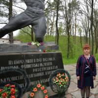 Оліївська ОТГ: вшанування 74-ї річниці перемоги над нацизмом у Європі та завершення Другої світової війни (травень 2019 р.)