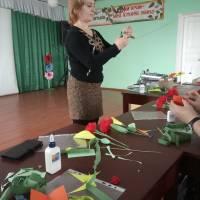 У Троковицькому природничо-екологічному ліцеї пройшла виставка педагогічного досвіду