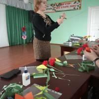Виставка педагогічного досвіду у Троковицькому природничо-екологічному ліцеї  (березень 2019 р.)