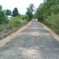 В Оліївській ОТГ продовжується ремонт доріг