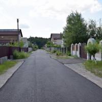 У Довжику асфальтують чергові вулиці - червень 2019 р.