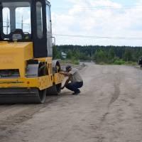 Капітальний ремонт доріг – липень 2018. Сонячне.