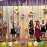У Кам'янській, Некрашівській та Оліївській гімназіях випустили дев'ятикласників – червень 2019 р.