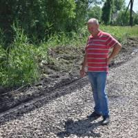 В Некрашах ліквідували дорожні «прогалини» – червень 2019 р.