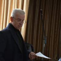 Збори громадян за місцем проживання у Довжику та Оліївці (квітень 2019 р.)