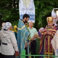 У Некрашах відзначили престольне свято - червень 2019 р.