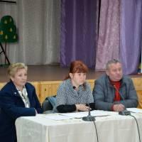 Збори громадян за місцем проживання – Оліївка, 13 квітня 2019 року