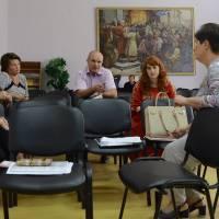 Перше засідання опікунської ради при виконавчому комітеті Оліївської сільської ради. 29 серпня 2018 року.