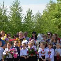 Свято останнього дзвоника у Троковицькому природничо-екологічному ліцеї  (24 травня травня 2019 р.)