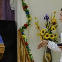 5   сесія  VІІ скликання    Оліївської  сільської  ради: робоча дискусія…