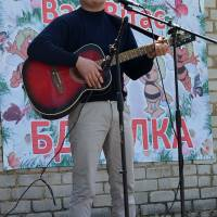 Відзначення Дня пам'яті та примирення і 73-ї річниці Перемоги над нацизмом у Другій світовій війні - село Некраші