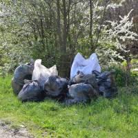 До Великодня в Оліївській ОТГ знову «прибиралися»