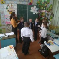 В Оліївській ОТГ пройшов семінар вчителів початкових класів та природничого циклу