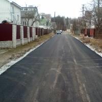 У Довжику продовжується ремонт доріг
