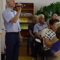 Засідання 7 сесії 7 скликання Оліївської сільської ради. Серпень 2018.