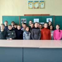 Троковицький природничо-екологічний ліцей. Урок для учнів 7-9 класів на тему: «Спасибі тим,хто врятував світ!».