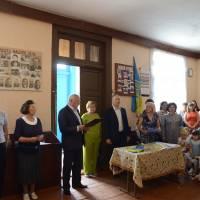 Святкування останнього дзвоника – школа села Некраші