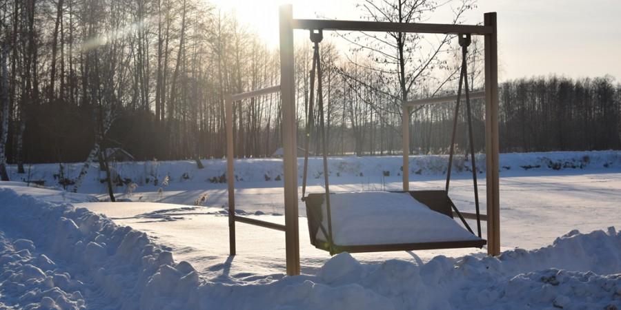 Заворожуюча зима у Ксаверівці