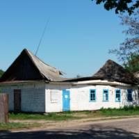 Старе приміщення клубу