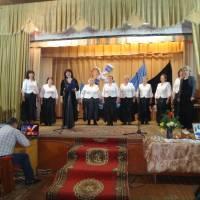 Літературно-музичний вечір пам'яті «Чорнобиль - жахливі сторінки минулого».